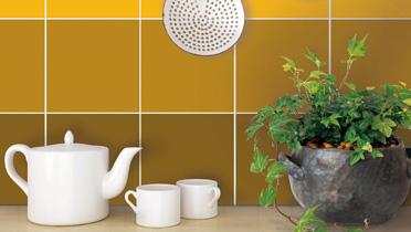 Piastrelle adesive decorazioni e sticker per piastrelle